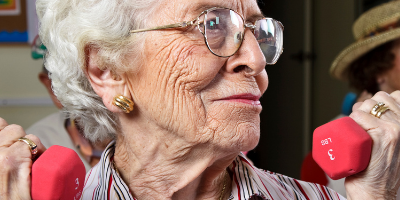 Unmet Assistive Technology Needs Within The Elderly Population