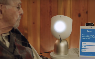 Companion Robots For Healthy Aging